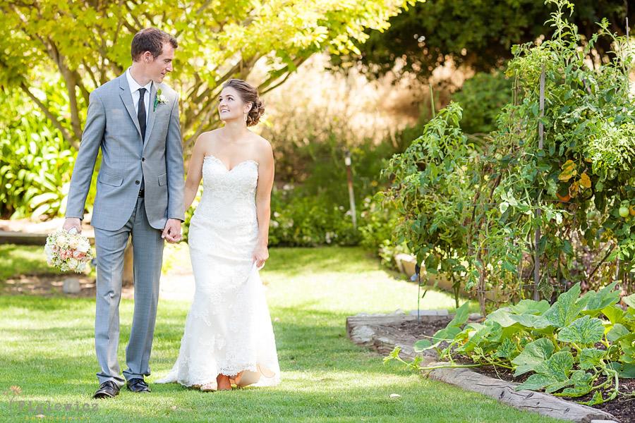 South Coast Botanic Gardens Wedding Palos Verdes Diana Pat Part 1 Figlewicz